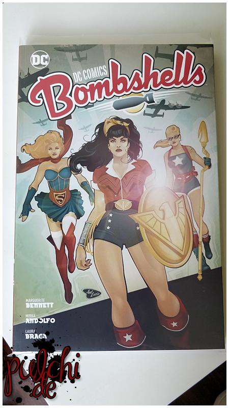 DC Comics: Bombshells 2: Verbündete und Feinde