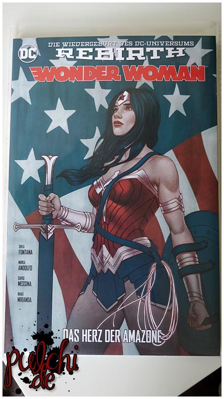 Wonder Woman 4: Das Herz der Amazone