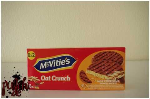 McVitie's Oat Crunch Milk Chocolate