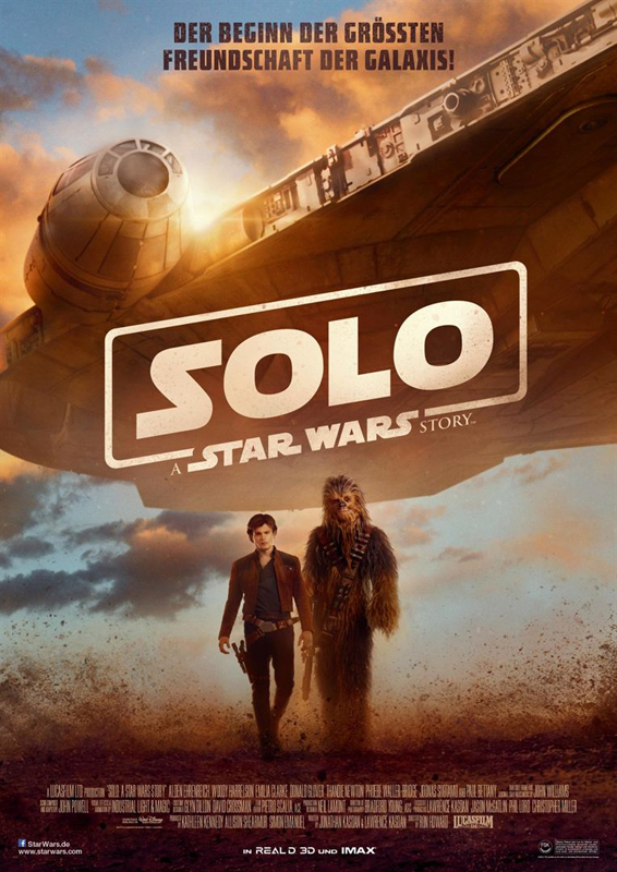 Solo ~ A Star Wars Story