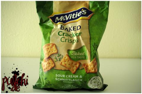 McVitie's Cracker Crisps