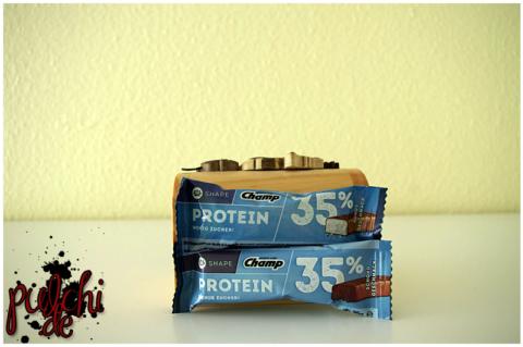 Champ 35 % Protein Kokosgeschmack || Champ 35 % Protein Schokogeschmack