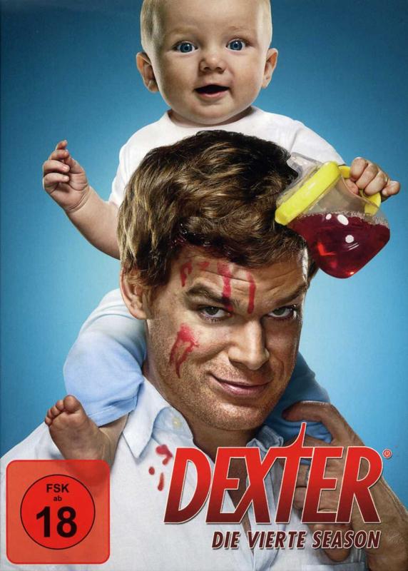 Dexter ~ Staffel 4