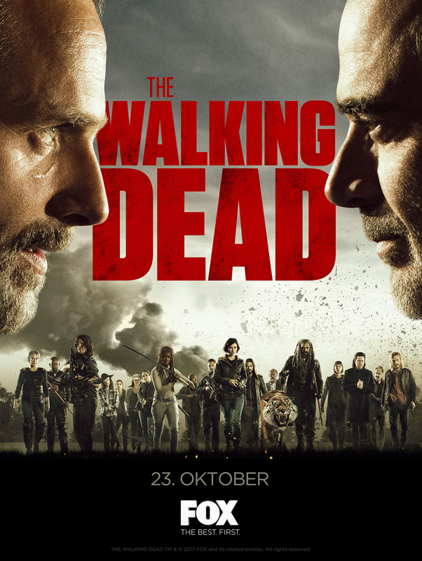 The Walking Dead ~ Staffel 8