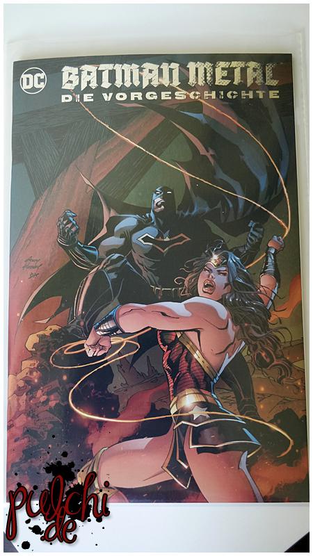 Batman Metal 02 – Die Vorgeschichte (Variant)