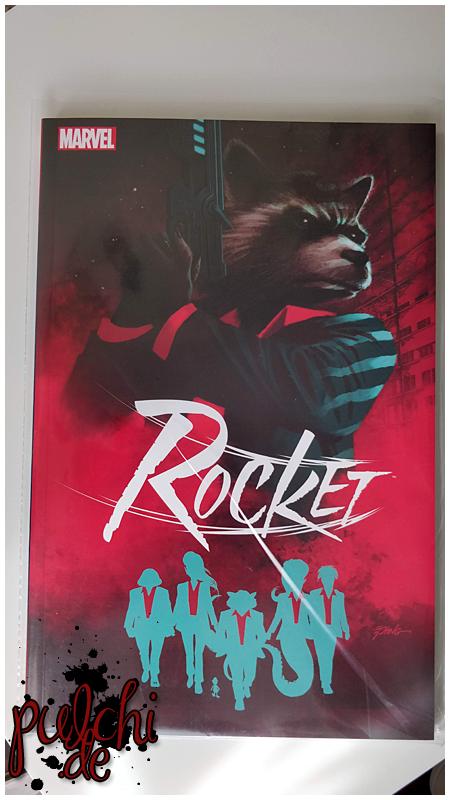 Rocket: Der Coup - Variant