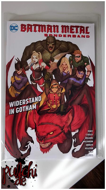 Batman Metal Sonderband: Widerstand in Gotham