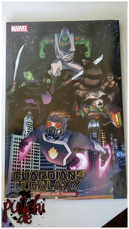Guardians of the Galaxy: Die Jagd auf Thanos - Variant
