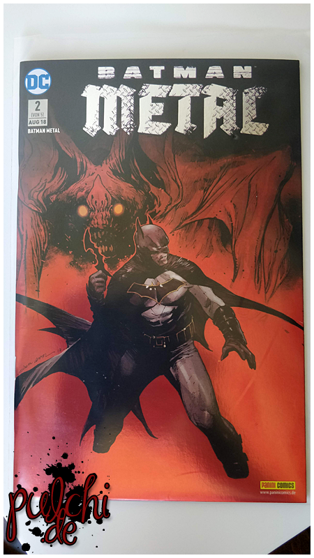 Batman Metal 2 - Variant 2