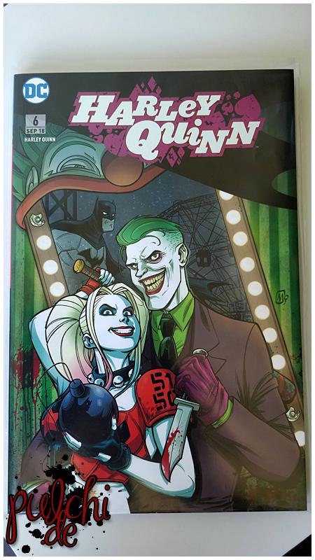 Harley Quinn 6 - Variant