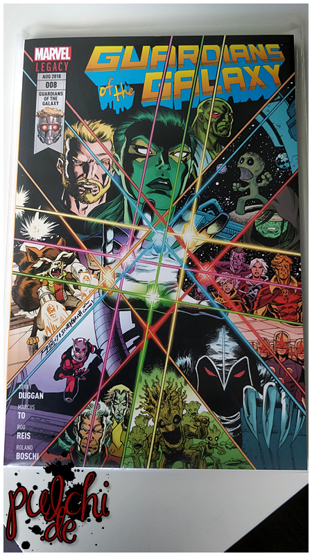 Guardians of the Galaxy 8: Die Ankunft des Bösen