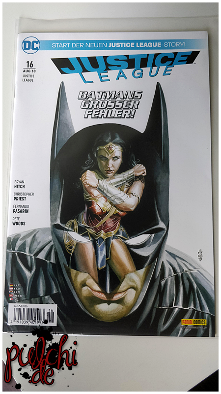 Justice League 16