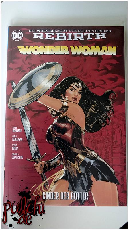Wonder Woman 5: Kinder Der Götter