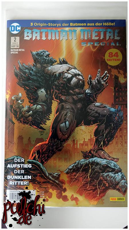 Batman Metal Special: Der Aufstieg der dunklen Ritter 2