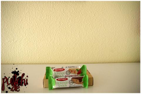 Multaben Balance Snack Erdbeer Vanille Geschmack || Multaben Balance Snack Joghurt-Müsli Geschmack