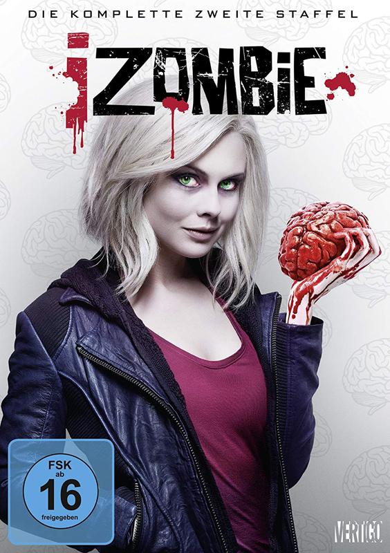iZombie ~ Staffel 2