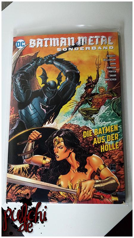 Batman Metal Sonderband 2: Die Batmen aus der Hölle