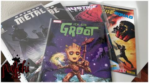 Comic Loot vom 05.09.2018