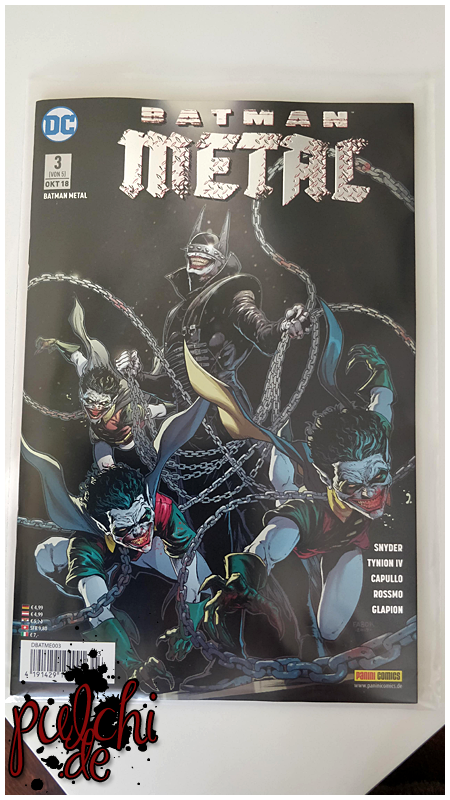 Batman Metal 3