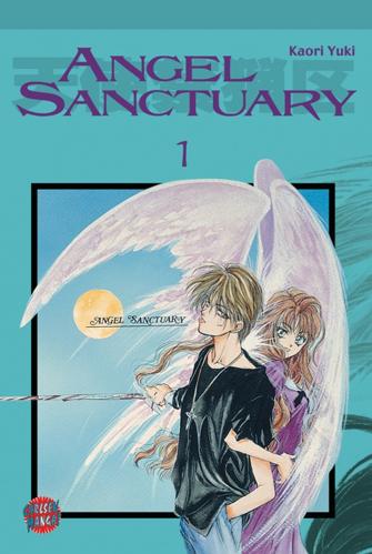 #1159 [Review] Manga ~ Angel Sanctuary