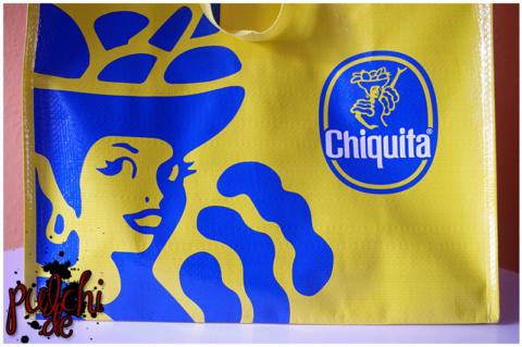 Chiquita Tasche & Pink Ribbon Schleife