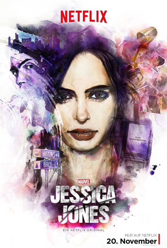 Marvel's Jessica Jones ~ Staffel 1