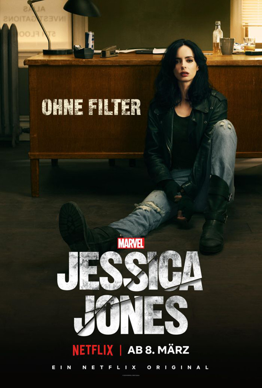 Marvel's Jessica Jones ~ Staffel 2