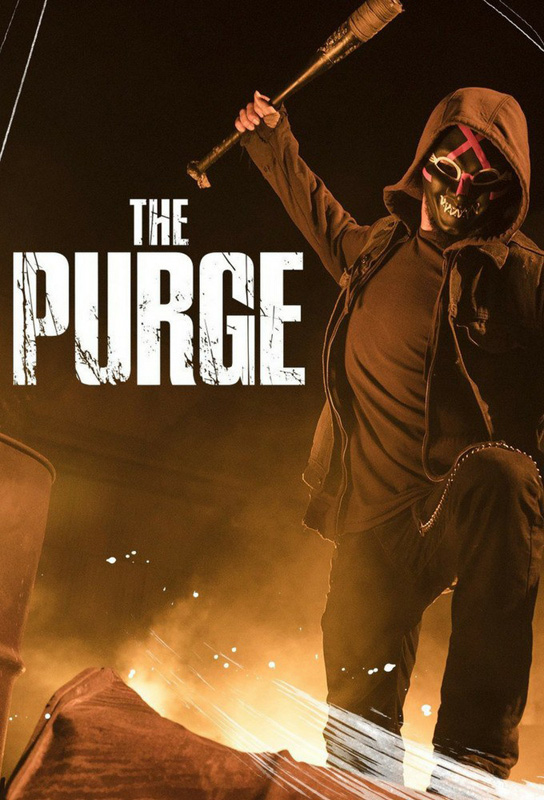 The Purge ~ Staffel 1
