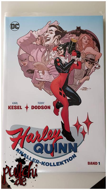 Harley Quinn: Knaller-Kollektion 1