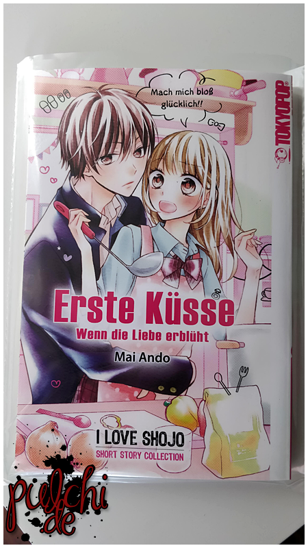 Erste Küsse - Wenn die Liebe erblüht