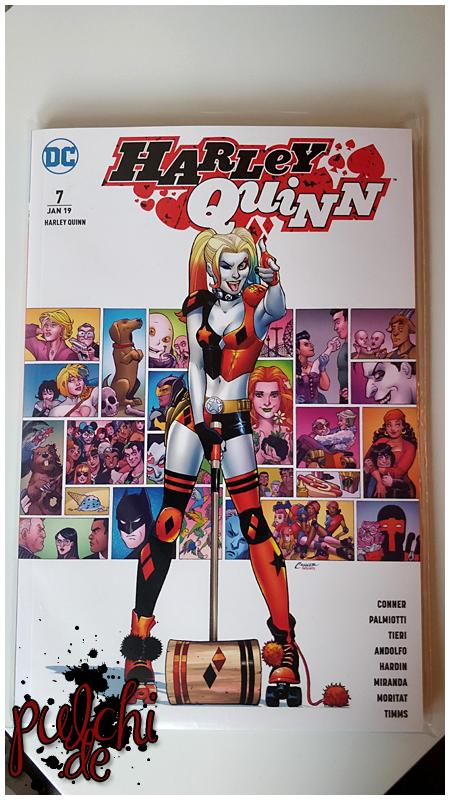 Harley Quinn 7: Invasion aus Gotham City