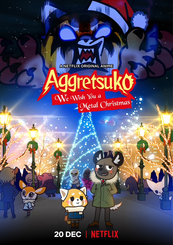 Aggretsuko ~ We Wish You a Metal Christmas