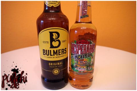 BULMERS ORIGINAL || Desperados Mojito