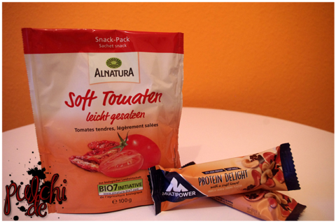 Alnatura Soft-Tomaten || Multipower Protein Delight 2x