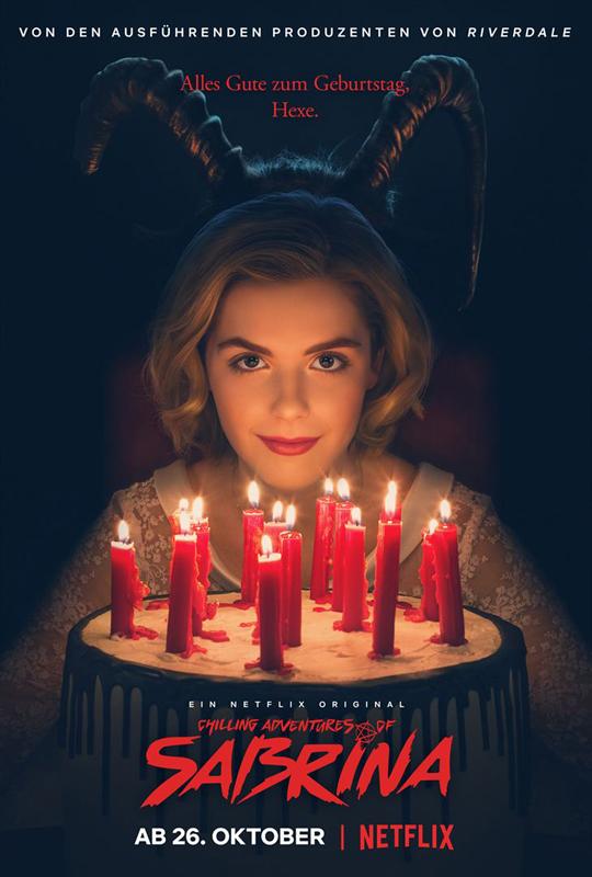 Chilling Adventures Of Sabrina ~ Staffel 1