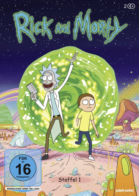 Rick & Morty ~ Staffel 1