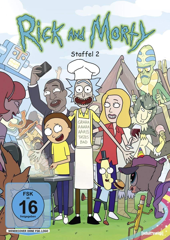Rick & Morty ~ Staffel 2