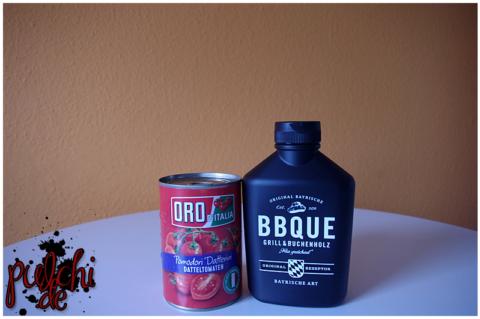 ORO d'Italia Pomodori Datterini || BBQUE Grill & Buchenholz