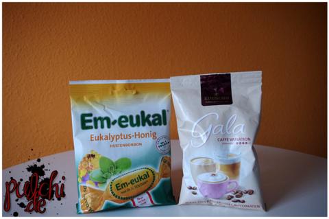 Em-eukal Eukalyptus-Honig || Gala von Eduscho Caffè Variation