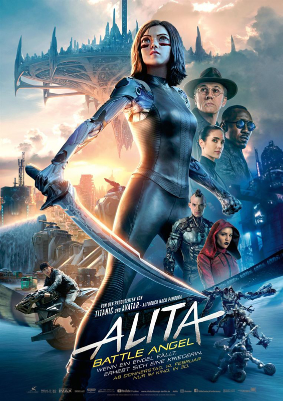 Alita ~ Battle Angel