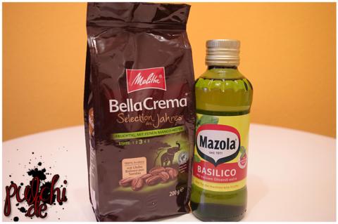 Melitta BellaCrema® Selection des Jahres || Mazola Basilico