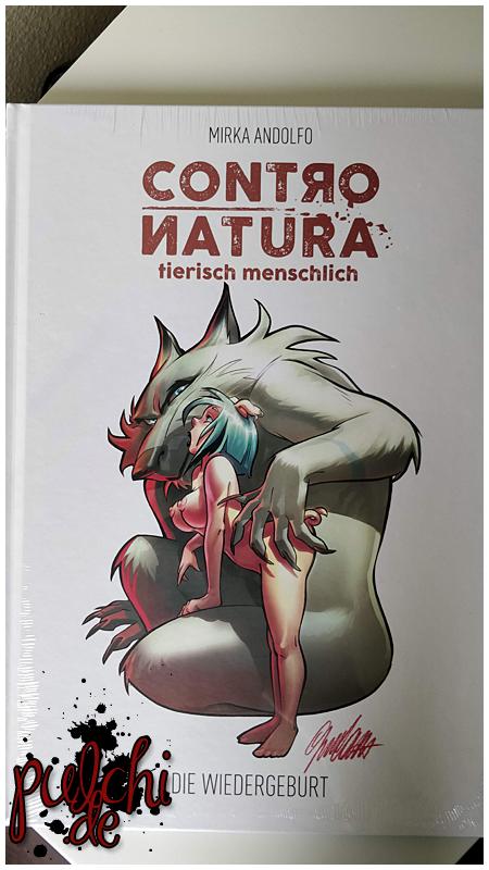 ControNatura - Tierisch menschlich 3: Die Wiedergeburt Variant