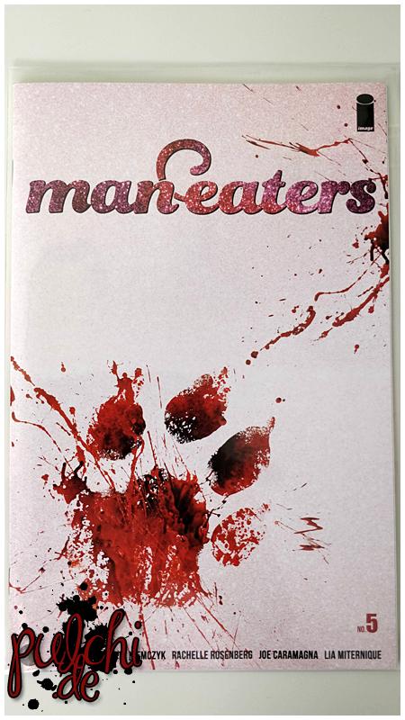Man-Eaters 5 [englisch]