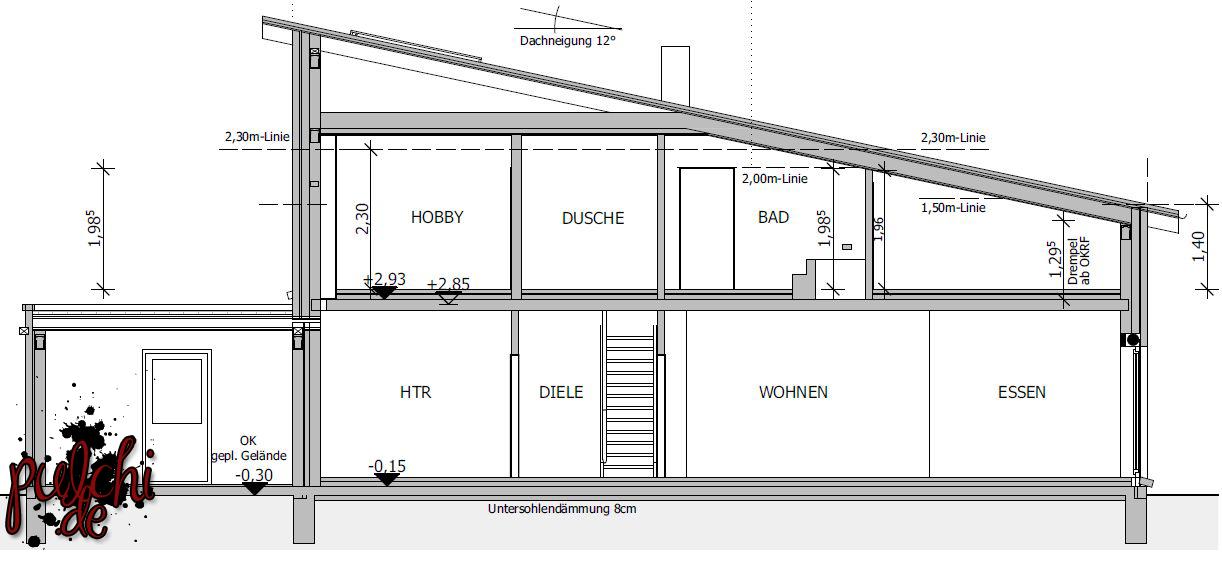 #0880 [Session-Life] Bautagebuch ~ Grundrissplanung