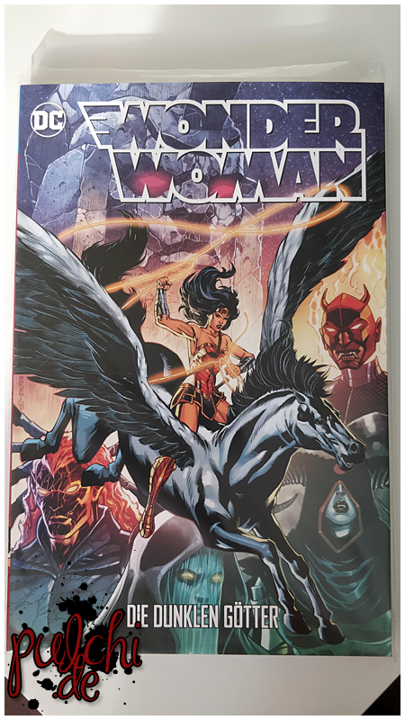 Wonder Woman 7: Die dunklen Götter