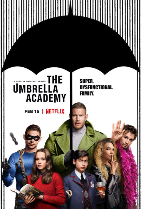 The Umbrella Academy ~ Staffel 1