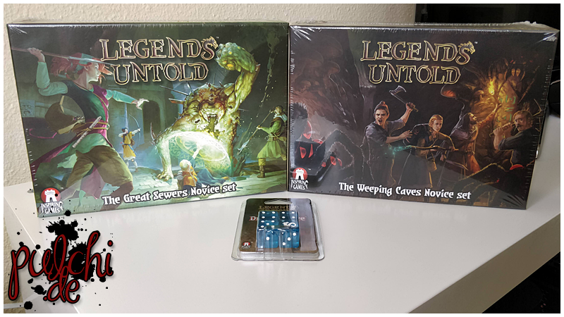 #0909 [Session-Life] Brettspiel Loot vom 27.04. + 04.05.2019
