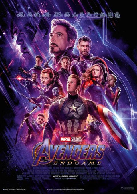 Avengers ~ Endgame