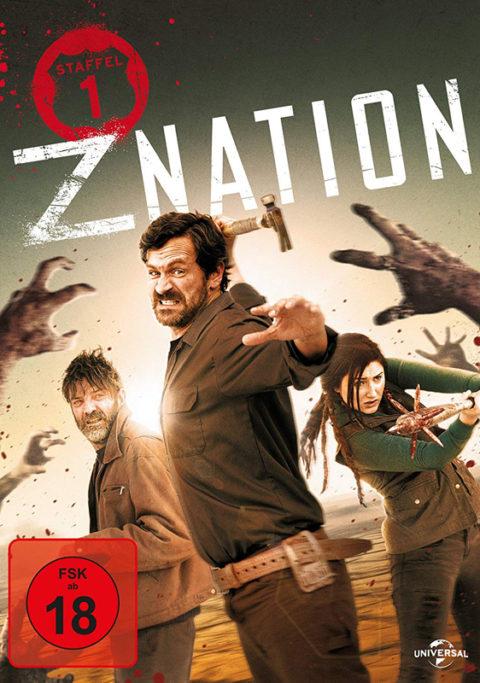 Z Nation ~ Staffel 1