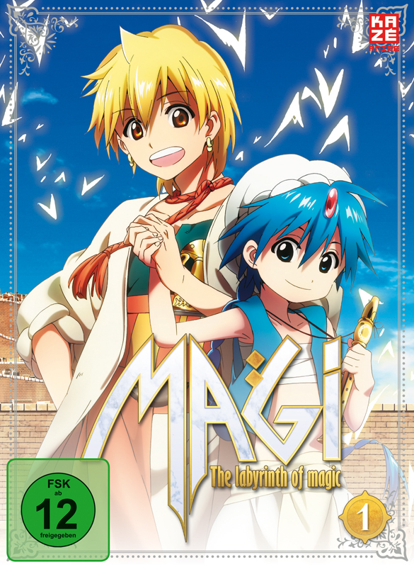 Magi ~ The Labyrinth of Magic